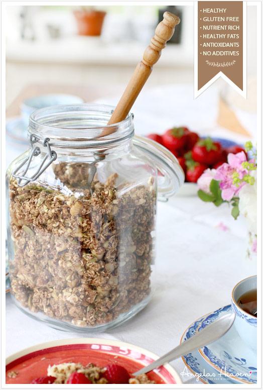 Healthy-gluten-free-raw-granola