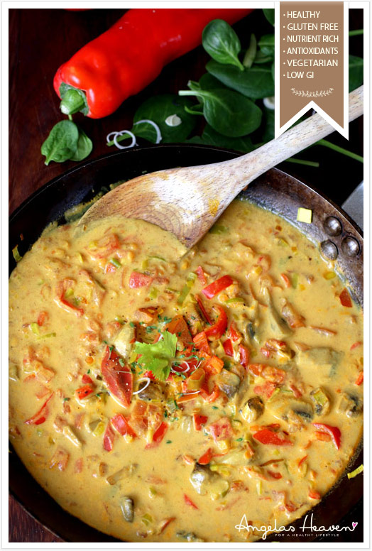 Healthy-easy-vegetarian-coconut-curry