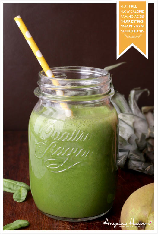 Healthy free smoothie detox