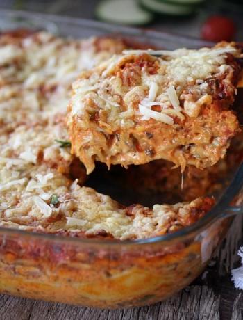 vegetarisk-lasagne