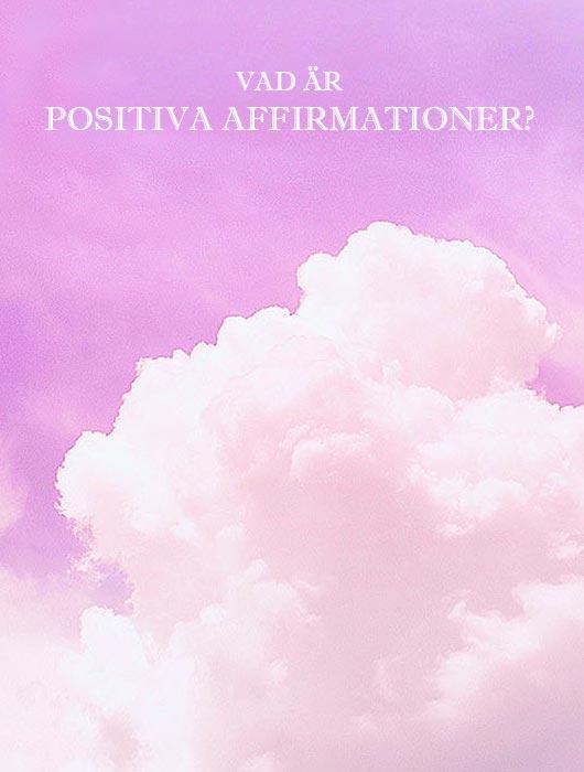 positiva-affirmationer