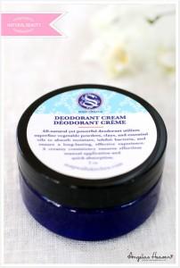 Organic-deodorant
