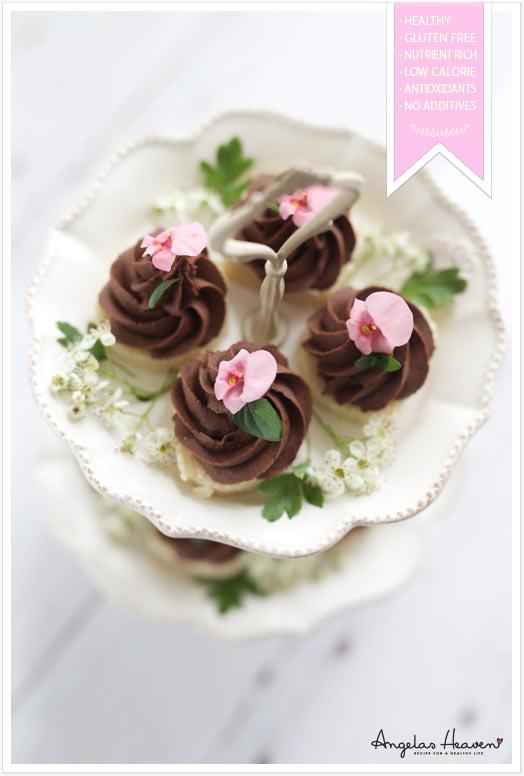 rawfoodbakelse med chokladmousse