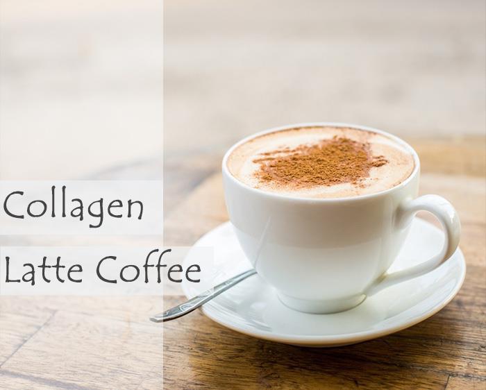 collagen latte